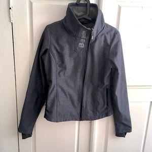 BENCH 3 Season Grey Jacket , Medium